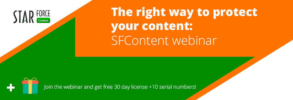 How to protect your content. Webinar