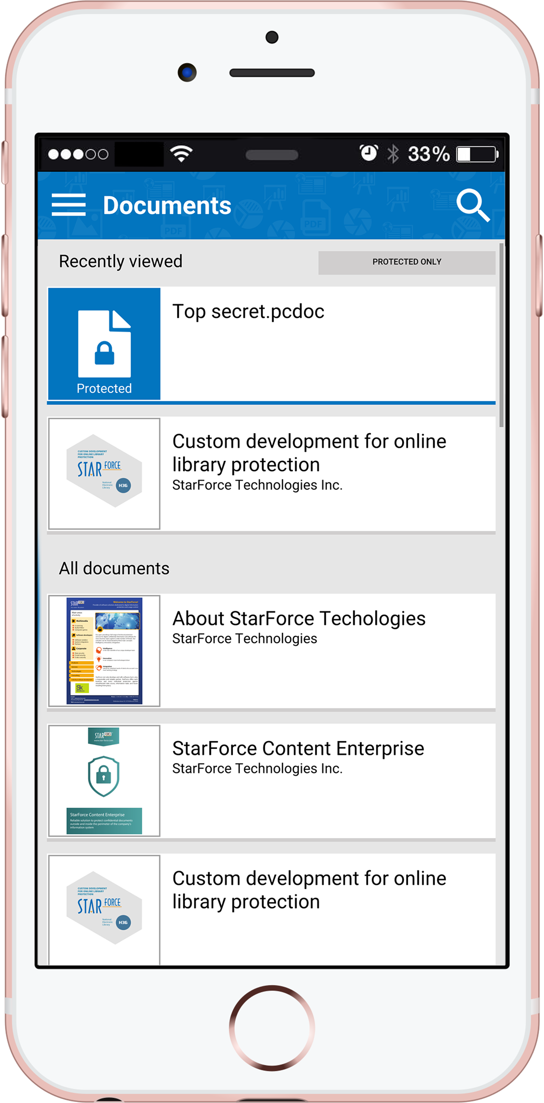 eBook Reader for iOS Overview